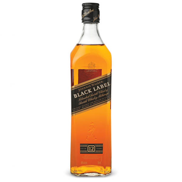 Johnny Walker Black Label / Джонни Уокер Блэк Лейбл